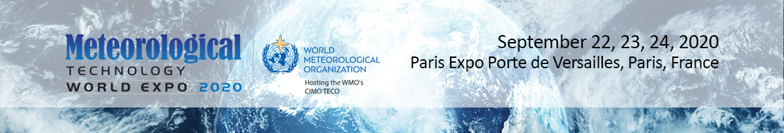 Conference Programme | Meteorological Technology World Expo 2020