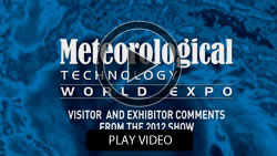 Meteorological Technology Expo 2012 video highlights